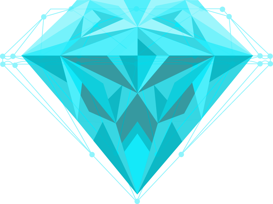 Picture of a Shiney Diamond